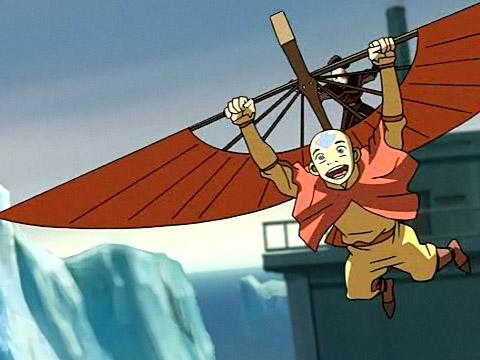 Avatár - Aang legendája | 1. Könyv - Víz | 2. fejezet - Az Avatár visszatér