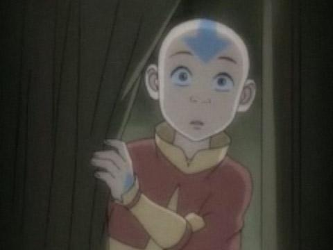 """Avatar the Last Airbender: """"The Avatar State"""""""