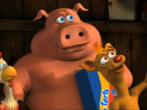 "Back at the Barnyard: ""Cupig"""