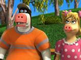 """Back at the Barnyard: """"Free Shmoozy"""""""