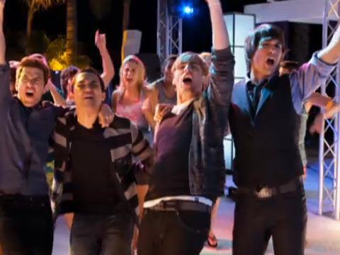 "Big Time Rush: ""Big Time Beach Party: I Gotta Dance!"""