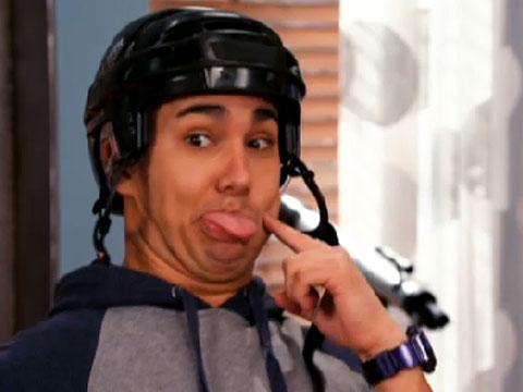"Big Time Rush: ""Big Time Break Up: Battle of the Helmet"""