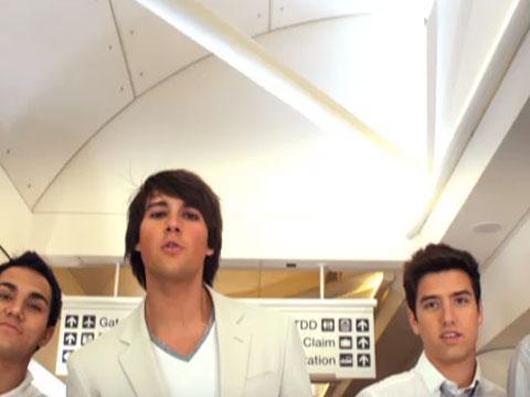 "Big Time Rush: ""Big Time Break Up: Worldwide"""
