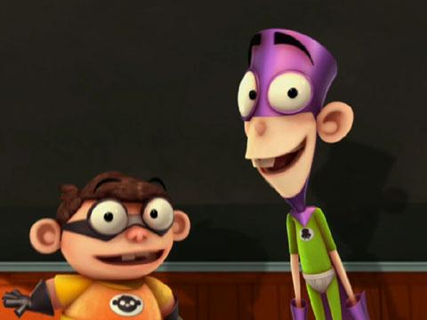 "Fanboy and Chum Chum: ""Schoolhouse Lock: No Work and All Play"""