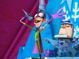 "Fanboy and Chum Chum: ""A Very Brrr-y Icemas: A Simple Gift List"""