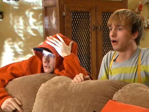 """FRED the SHOW: """"Fred the Teen Sitter: Lightning!"""""""