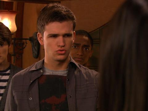 """House of Anubis: """"House of Arrivals: Girl In My Dream"""""""