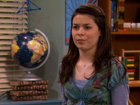 "iCarly: ""iGot Detention: It's Hard to Be Bad"""