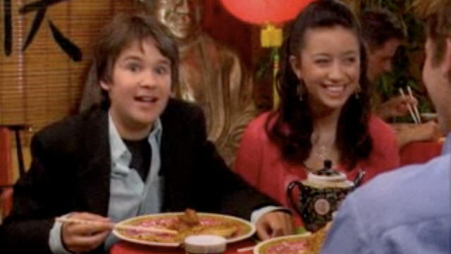 Neds declassified episodes double dating means