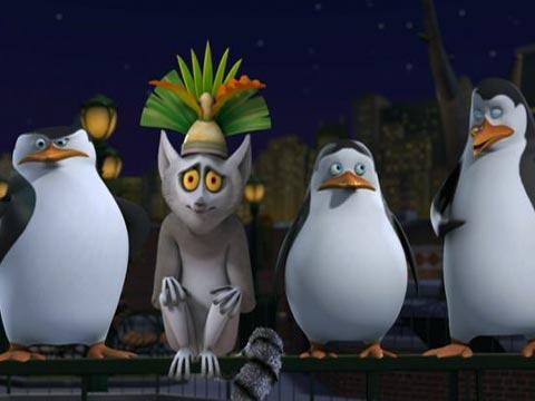 "The Penguins of Madagascar: ""All King, No Kingdom: Entry Denied"""