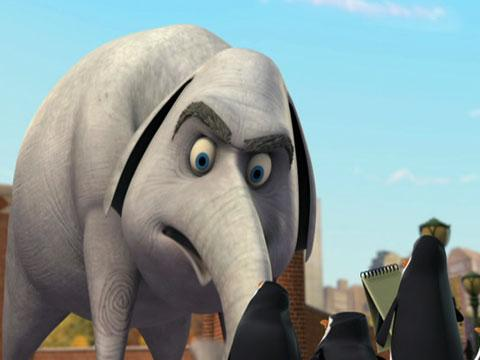 "The Penguins of Madagascar: ""An Elephant Never Forgets: Jumbo Exodus"""
