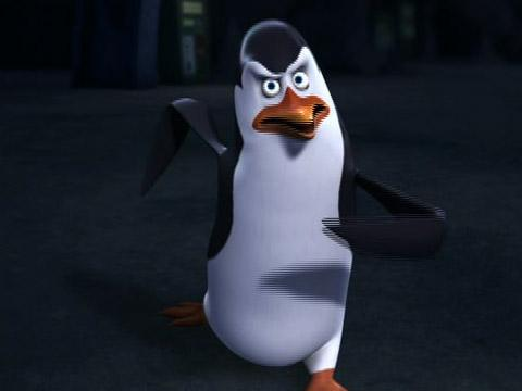 "The Penguins of Madagascar: ""Dr. Blowhole's Revenge: Chrome Claw"""