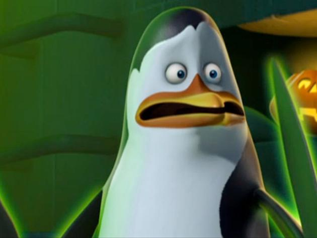 The Penguins of Madagascar Halloween Short