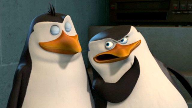 The Penguins of Madagascar:
