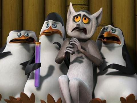 "The Penguins of Madagascar: ""Mort Unbound"""