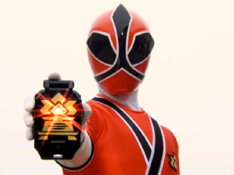"Power Rangers: ""Super Samurai: Black Box"""