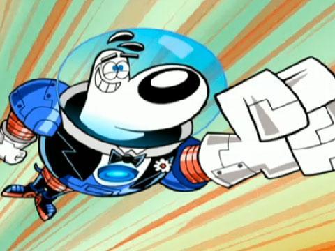 "T.U.F.F. Puppy: ""Iron Mutt: The Suit"""