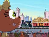 """T.U.F.F. Puppy: """"Bark to the Future: Pizza Train Lost"""""""