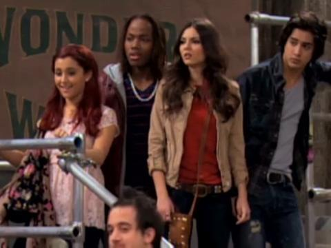 "Victorious: ""Gorilla Club: Deadly Fun"""