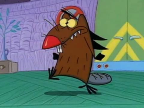 Angry Beavers: Gotta Go
