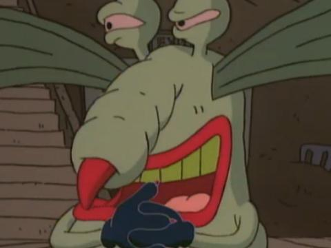 Aaahh!!! Real Monsters: The Switching Hour