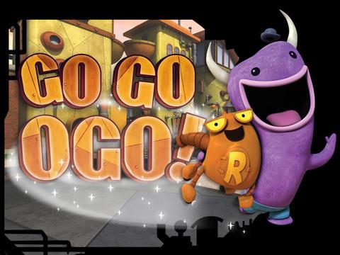 Robot and Monster: Fuga da Ogo
