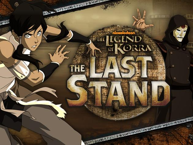 Legend of Korra: The Last Stand