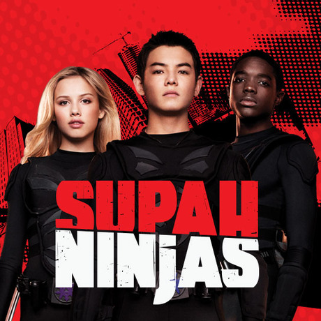 Supah Ninjas
