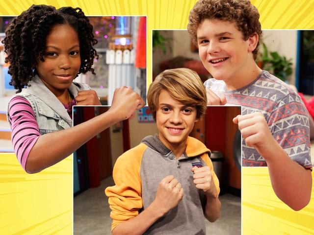 Henry Danger: What's Your Superhero Pose? | Pictures on Nick com