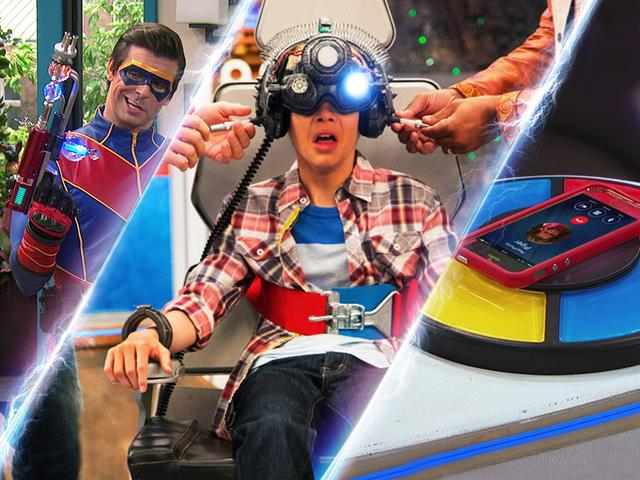 Henry Danger Pictures | 10 Coolest Gadgets from Henry Danger!