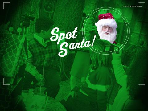 Are You A Santa Hunter?