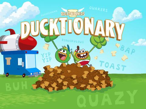 Breadwinners: Ducktionary