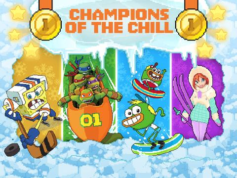 Nickelodeon: Champions of the Chill