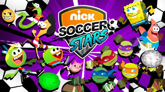 Nick Soccer Stars | Free Games for Kids | Nick Games