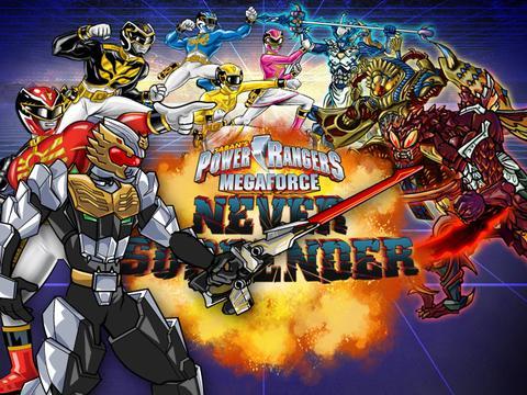 power rangers super megaforce videos watch power