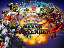 Power Rangers Megaforce: Never Surrender