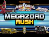 Power Rangers Megaforce: Megazord Rush
