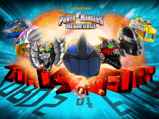 Power Rangers Megaforce Watch Videos And Play Games