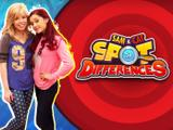 Sam & Cat: Trova le Differenze