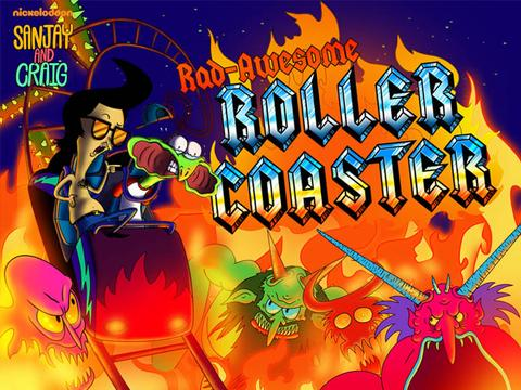 Sanjay and Craig: Rad-Awesome Roller Coaster