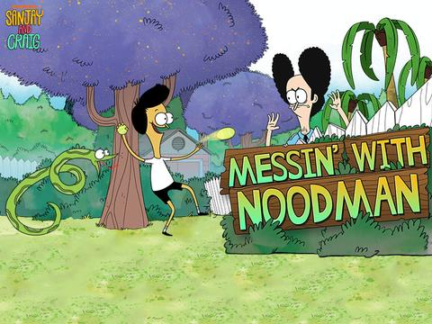 Sanjay and Craig: Disturbando Noodman