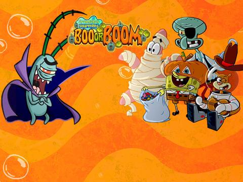Boo or Boom