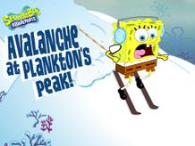 SpongeBob SquarePants: Avalanche at Plankton's Peak