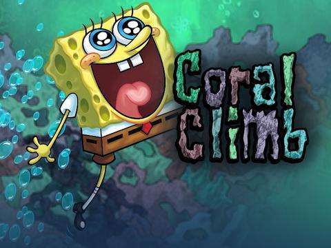 SpongeBob Pantaloni Pătraţi: Căţărat pe corali
