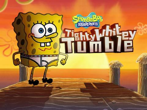 SpongeBob SquarePants: Tighty Whitey Tumble