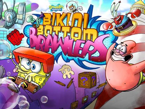 SpongeBob Pantaloni Pătraţi: Bătăuşii din Bikini Bottom