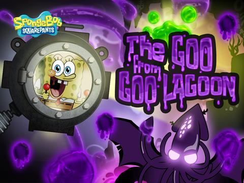 Spongebob: The Goo from Goo Lagoon