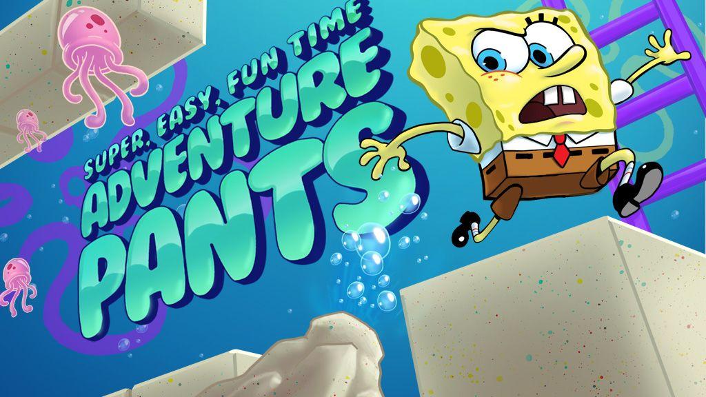 spongebob squarepants  super easy fun adventure time