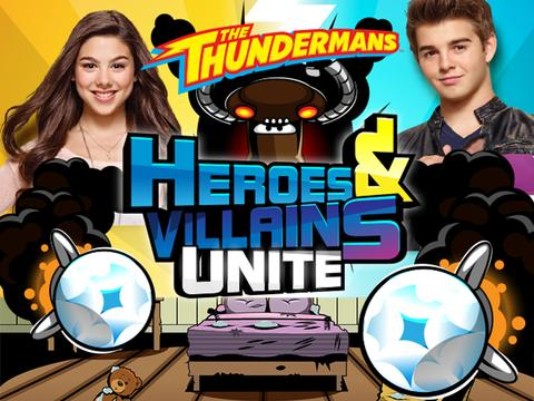 The Thundermans: Heroes and Villains Unite