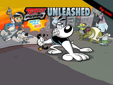Tuff Puppy: Unleashed!
